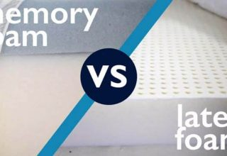 Memory Foam vs Latex Mattress