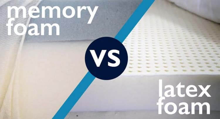 Memory Foam vs Latex Mattress: Which Is The Best?