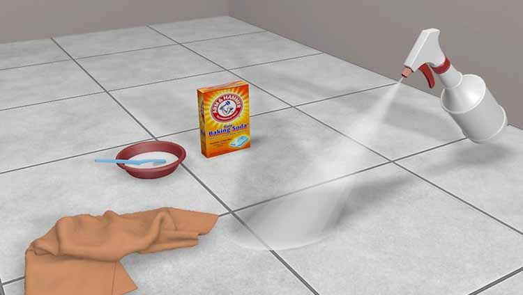 Easy Way To Clean Bathroom Tiles Floors Sweethomeguide