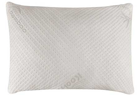 iso pedic ultra cooling cotton pillow